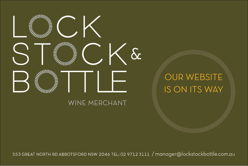Lock Stock and Bottle